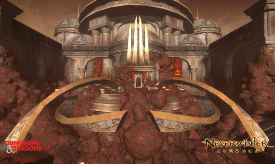 Neverwinter: Avernus: update Cittadella redenta