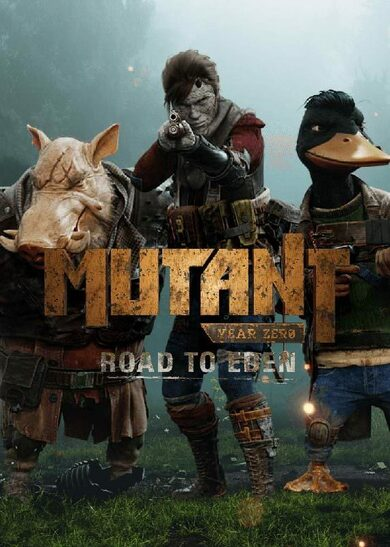 Mutant Year Zero: Road to Eden: film annunciato