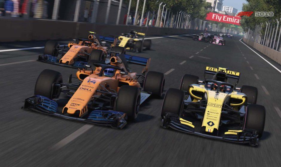 F1 2018: ottenibile gratis per un periodo limitato