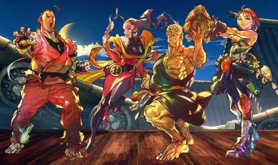 Street Fighter V: le novità del Summer Update
