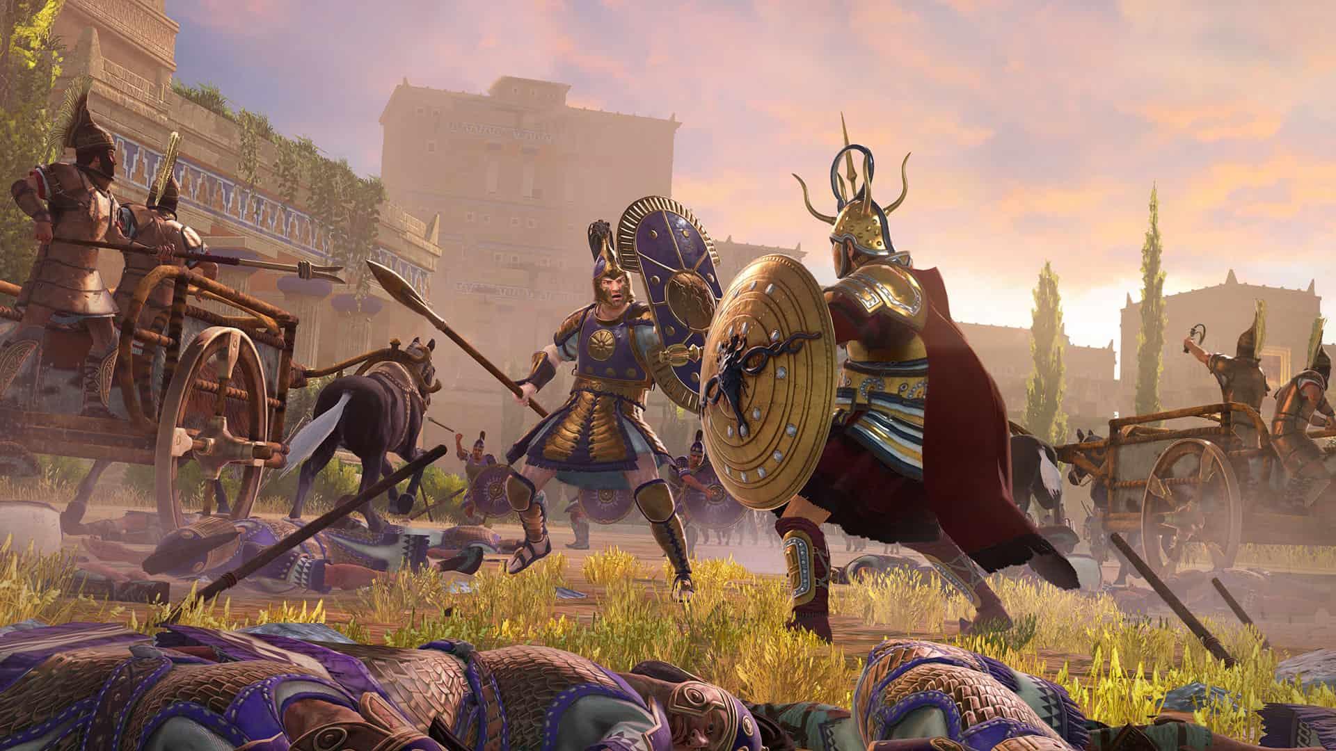A Total War Saga: TROY – Recensione