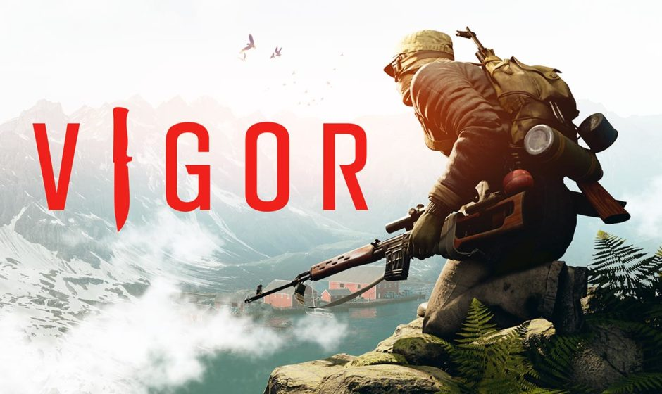 Vigor: in arrivo su PlayStation 4 e PlayStation 5