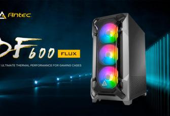 ANTEC presenta il case DF600 FLUX