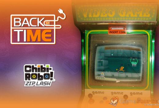 Back in Time - Chibi-Robo! Zip Lash