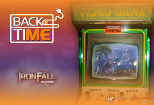Back in Time - Ironfall Invasion