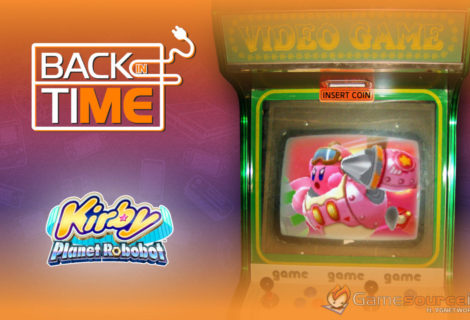 Back in Time - Kirby: Planet Robobot