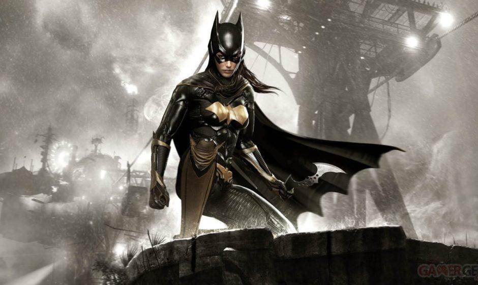 Batgirl nel nuovo gioco di Batman?