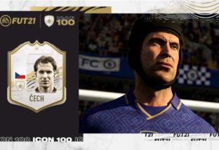 FIFA 21: svelata la carta Icon dedicata a Cech!