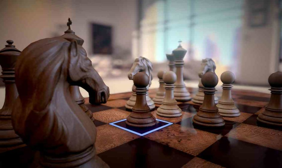 Chess: lista trofei
