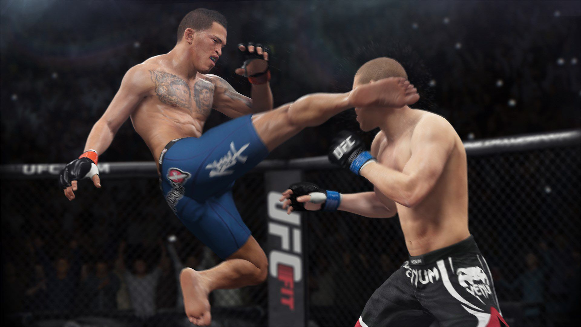 EA Sports UFC 4 – Recensione