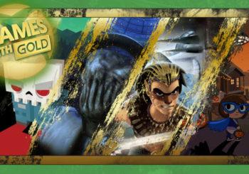 Games with Gold: giochi gratis di ottobre 2020