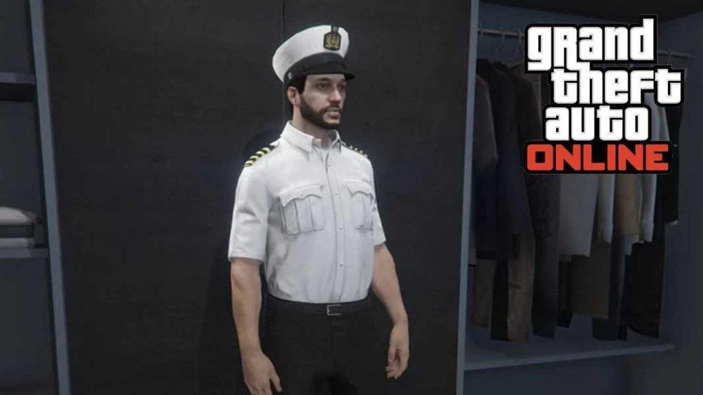 GTA Online capitano yacht