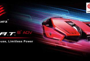 MAD CATZ annuncia il mouse R.A.T. 8+ ADV