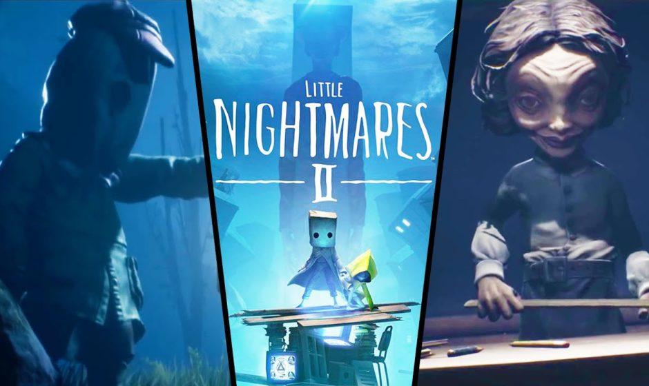 Nuovo trailer per Little Nightmares II