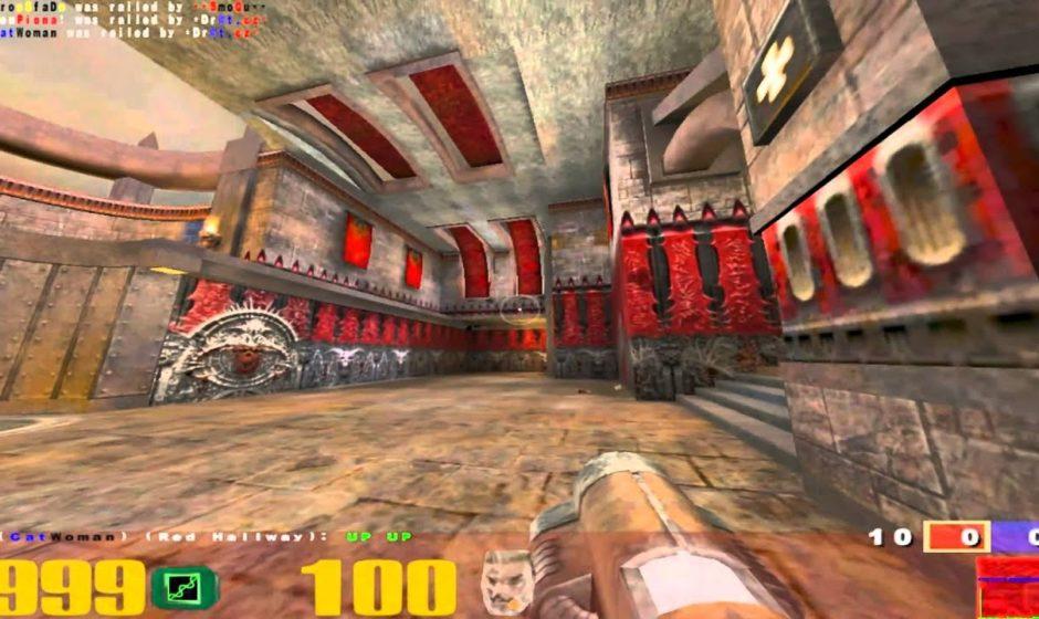 Quake III Arena: gratis sul launcher Bethesda
