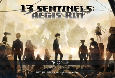 13 Sentinels: Aegis Rim - Anteprima