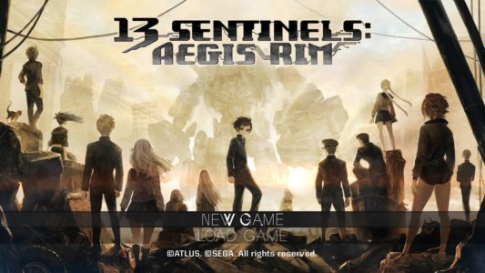13 Sentinels: Aegis Rim – Anteprima