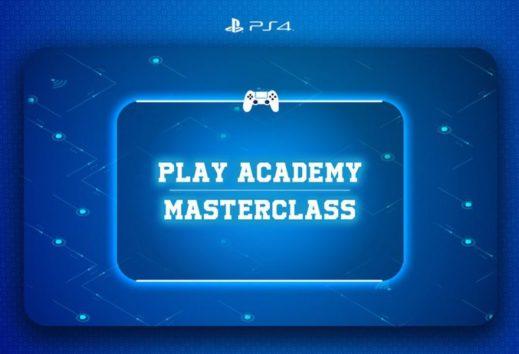 PlayStation Academy diventa Masterclass