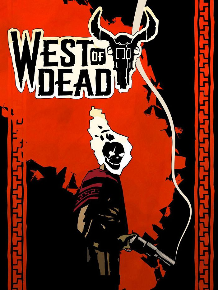 Cover West of Dead