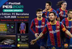 eFootball PES 2021: arrivano i primi overall dei giocatori
