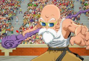 Dragon Ball FighterZ: arriva il Maestro Muten!