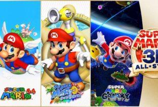 Super Mario 3D All-Stars è già tra i giochi più venduti 2020