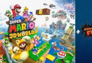 Super Mario 3D World + Bowser's Fury: trailer e Switch a tema