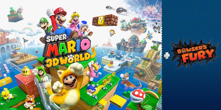 Super Mario 3D World + Bowser's Fury: Anteprima