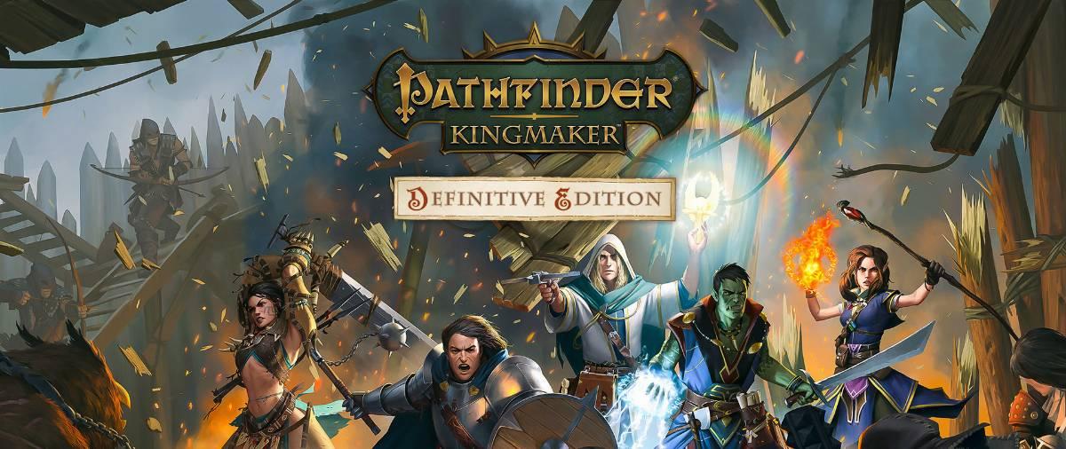 Pathfinder: Kingmaker Definitive Edition – Recensione