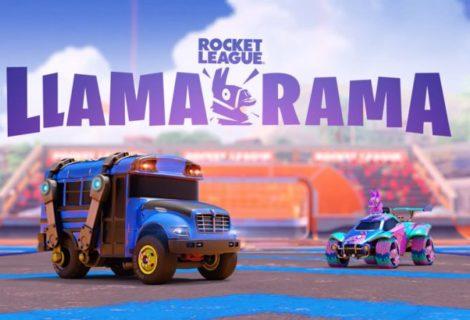Rocket League: le sfide dell'evento Llama-Rama
