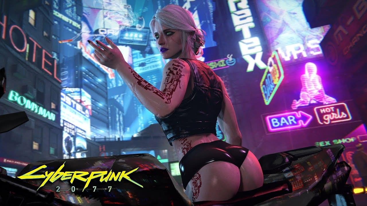 Cyberpunk 2077 Night City Wire quinto