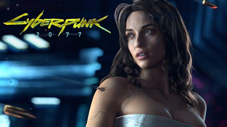 Cyberpunk 2077 xxx