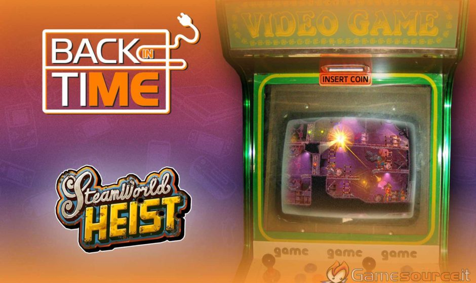 Back in Time - SteamWorld Heist