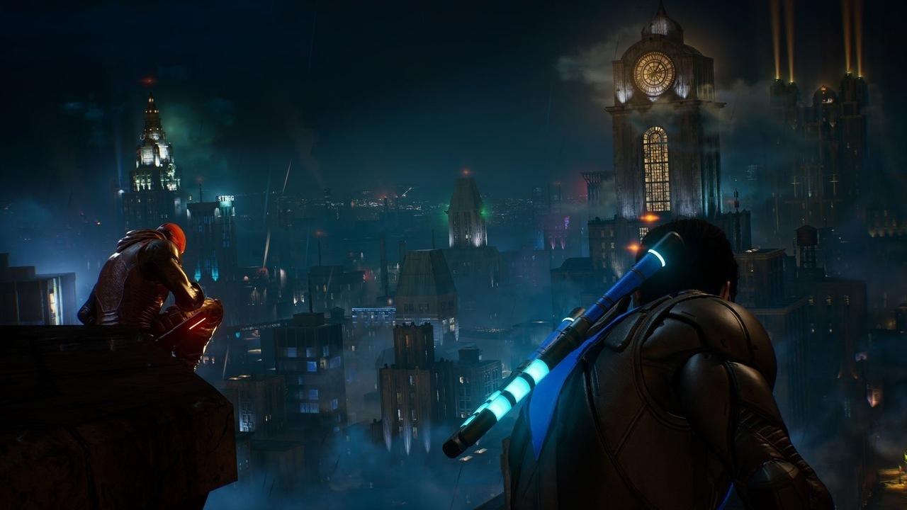 Gotham Knights combattimento