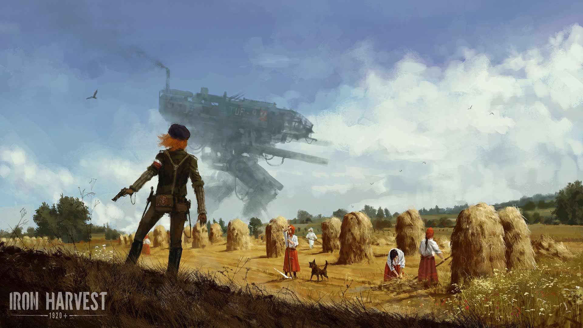 Iron Harvest – Recensione
