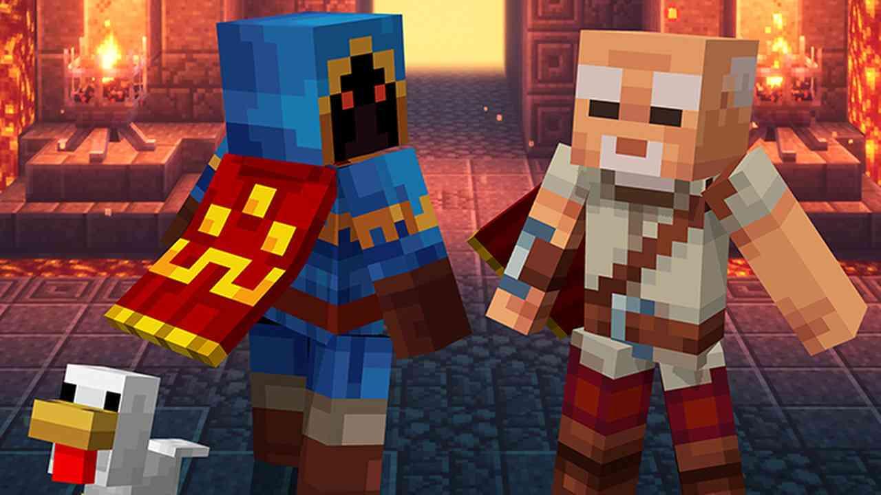 Minecraft: Dungeons Hero Edition – Recensione