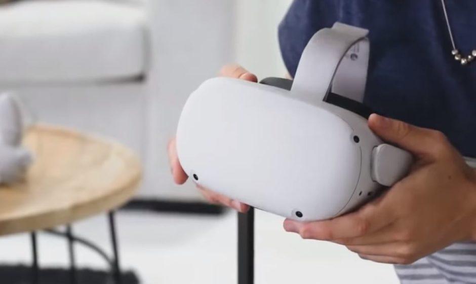 Oculus Quest 2: 120hz e Air Link in arrivo a breve