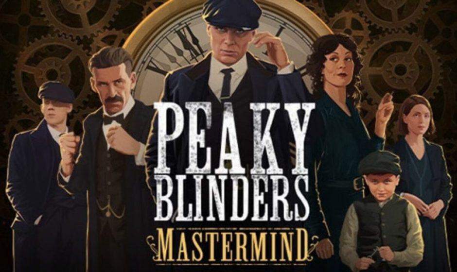 Peaky Blinders: Mastermind - Recensione