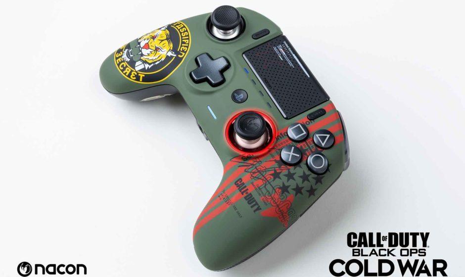 Nacon annuncia il nuovo controller di Call Of Duty