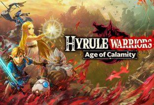Hyrule Warriors: Age of Calamity - vendite strabilianti