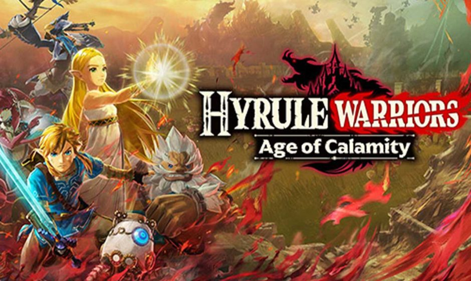 Hyrule Warriors: Age of Calamity - vendite strabilianti