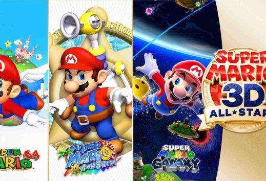 Super Mario 3D All-Stars - Recensione