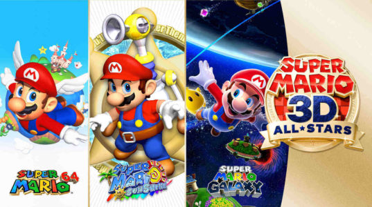 Super Mario 3D All-Stars – Recensione