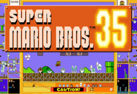 Super Mario Bros. 35 - Come utilizzare Luigi