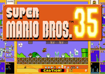Super Mario Bros. 35 - Come utilizzare Luigi