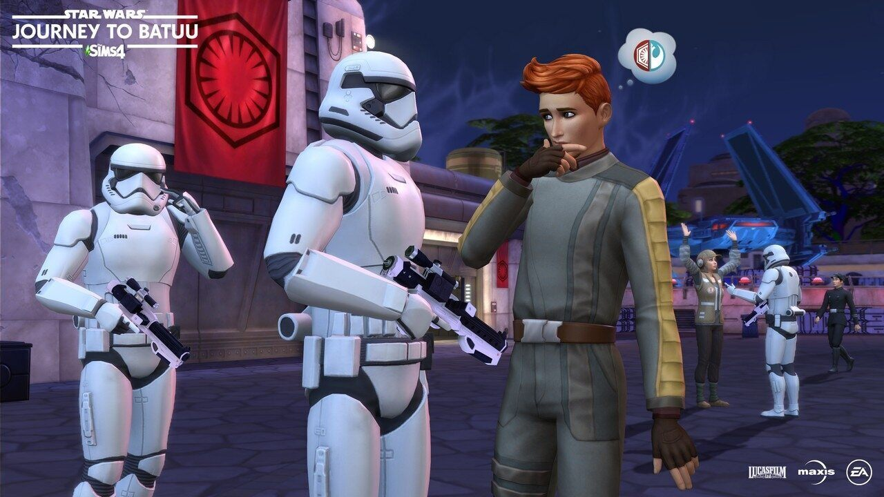 The Sims 4 Star Wars Viaggio a Batuu