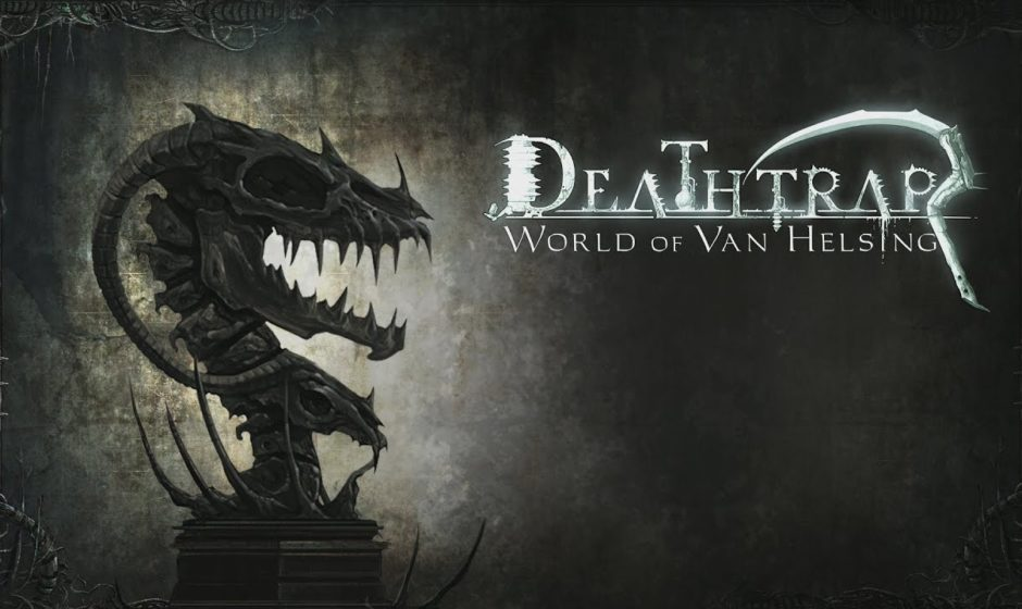 World of Van Helsing: Deathtrap arriva su PlayStation 4