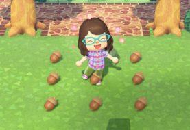 Animal Crossing: New Horizons - Guida alle ghiande