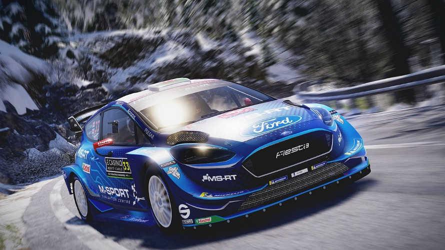 WRC 9 trofei