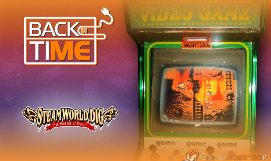 Back in Time - SteamWorld Dig